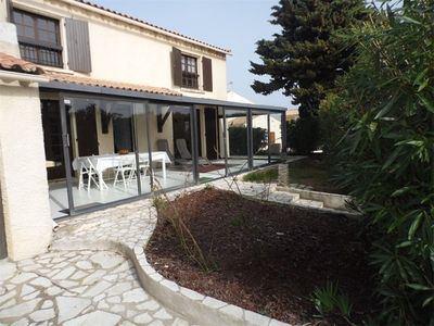 Photo for Detached villa 160m² for 10 people