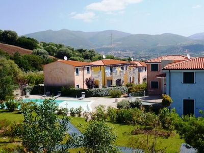 Photo for Residence with swimming pool in green countryside near the thermal baths