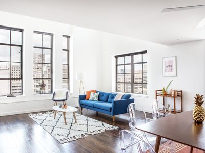 Photo for Sonder | The Pythian | 2BR Penthouse + Rooftop
