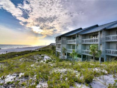 Photo for Pet Friendly Beach Unit With Private Balcony And Ocean View