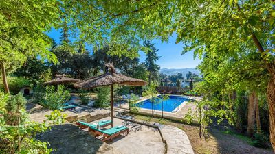 Photo for Holiday home for 7 people with pool - 10 km from Ronda