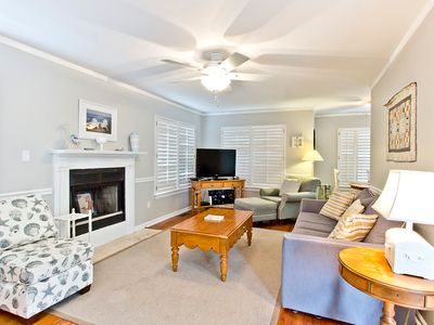 Photo for Multi-Level Home With Community Beach Access, Lots Of Outdoor Space, Perfect for Families