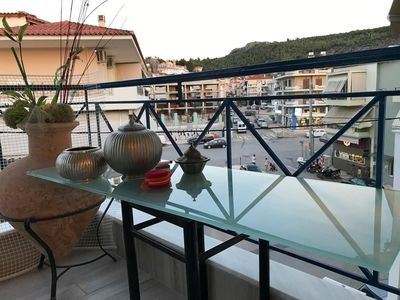 Photo for Apartment in the center of Nafplion with Lift, Internet, Washing machine, Air conditioning (989713)