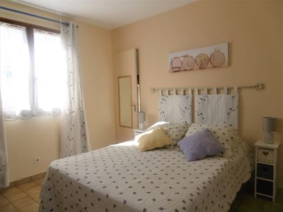 Photo for Apartment classified 2 ☆, 2 people full Provence, 15 minutes from Nyons