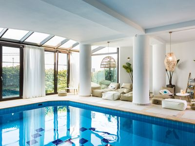 Photo for Odyssey Luxury Home & Spa, for out-of-the-ordinary luxury self-catering holidays