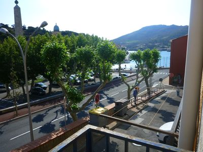 Photo for Port-Vendres Collioure, fisherman's house, 6-8 pers. 968 sq ft/3 levels/sea view