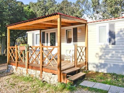 Photo for Mobile Homes Lopari, Nerezine  in Losinj - 6 persons, 2 bedrooms