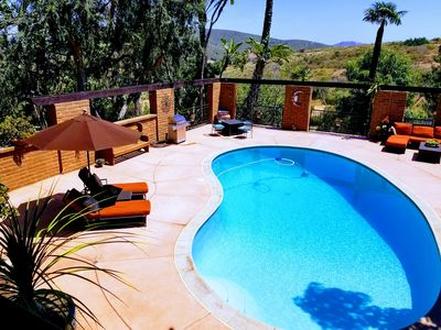 Photo for 5 ACRE RANCH HACIENDA -With petting zoo!