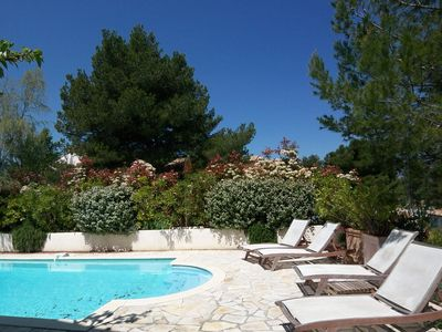 Photo for Luxury villa with private pool on private country club/golf - RENOVATED
