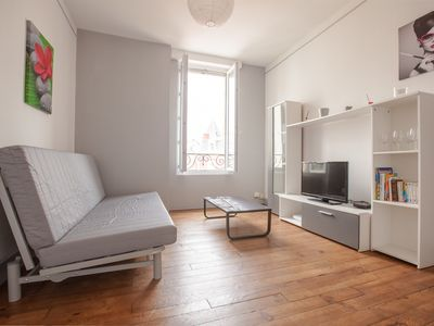 Photo for Nice apartment in the very heart of Biarritz