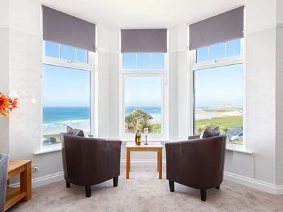 Photo for Beachside -  an apartment that sleeps 6 guests  in 2 bedrooms