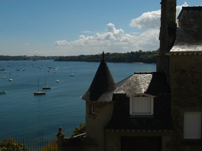 Photo for Apartment 4/5 people center Dinard