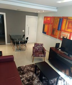 Photo for 2 BEDROOMS + VACANCY GARAGE + MAID ROOM + WIFI + CHARM AND LUXURY