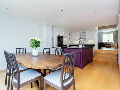 Photo for Charming 2 BR home for 6 guests. Next to Hampstead Heath and tube (Veeve)