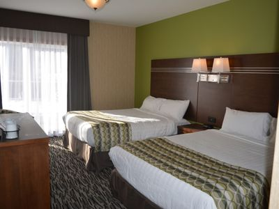 Photo for Fernie Stanford Hotel & Resort - Deluxe Hotel Rooms