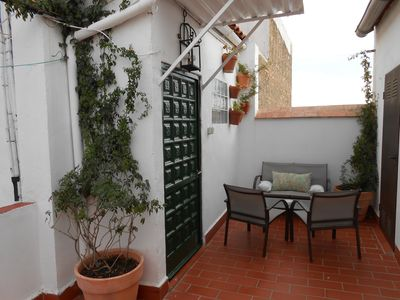 Photo for Beutiful flat located in the heart of Cordoba (PLAZA DE LAS TENDILLAS)