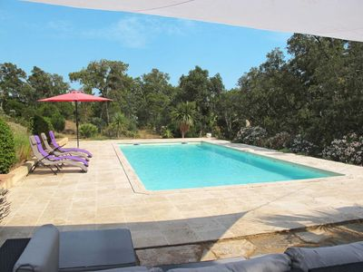 Photo for Vacation home Serapias (COG175) in Cogolin - 9 persons, 4 bedrooms