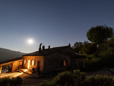 Photo for Apartment, in a beautiful farmhouse, 1dz