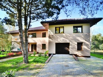Photo for Semi-detached house, Mielno  in Um Köslin - 10 persons, 6 bedrooms