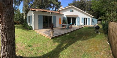 Photo for HOUSE ON THE ISLAND OF OLERON AT 700 M OF THE BEACH OF GREEN WOOD