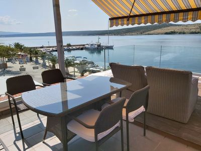 Photo for Luxury apartment by the sea with private whirpool