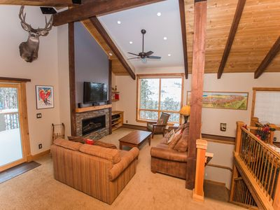 Photo for North Breckenridge House with Mtn Views