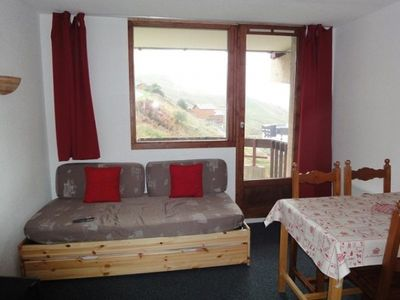 Photo for Apartment Les Menuires, 2 rooms, 3 persons