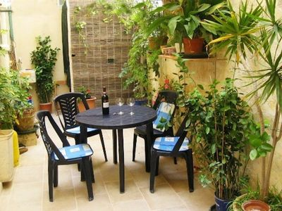 Photo for Msida, 2 bedroom house with garden, terrace near Valetta/Sliema