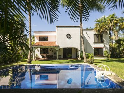 Photo for 4 bedroom residence - 14 people - Near Cancun Airport