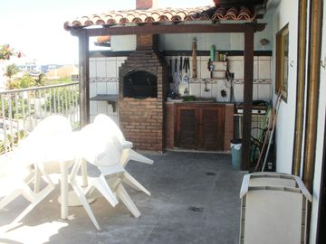Penthouse Duplex with 3 bedrooms 100m from Praia do Forte