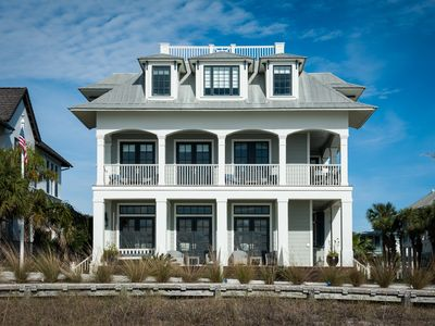 Photo for New to VRBO! Beautiful, spacious beachfront home in Old Grayton Beach.