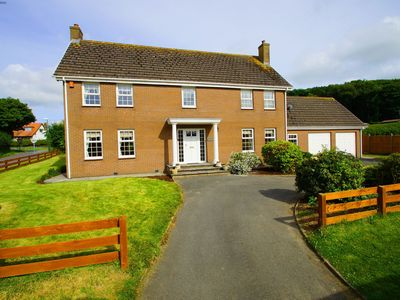 Photo for This spacious, detached accommodation located in Rhydyfelin sleeps up to 8.