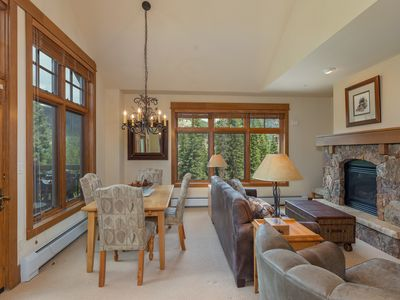 Photo for High-end Penthouse Condo, Private Laundry, True Ski-in/Ski-out, Free WIFI