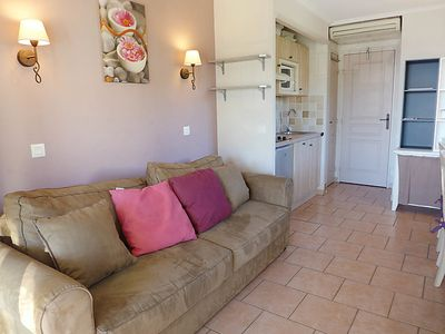 Photo for Apartment Les Calanques in Les Issambres - 4 persons, 1 bedrooms