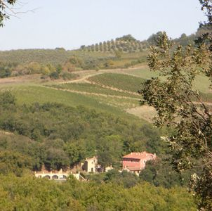 Photo for 2BR Apartment Vacation Rental in San Gimignano, Toskana
