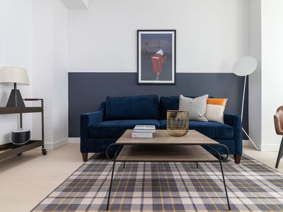 Photo for Sonder | Stock Exchange | Peaceful 1BR + Sofa Bed
