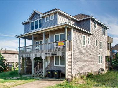 Photo for Stay & Play in Avon- Oceanview w/ Elevator, Pool, Hot Tub, Game Rm, Dog-Friendly