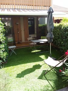 Photo for 1BR Apartment Vacation Rental in Saint-Cyprien, Occitanie