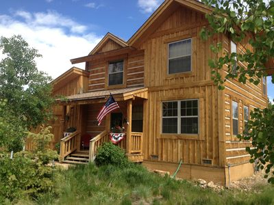 Photo for Very cozy home, perfect for a family getaway (Sleeps 8)
