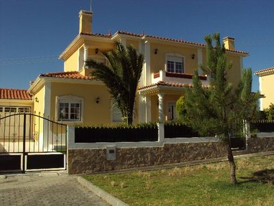 Photo for Luxury villa with private pool, near beaches and golf courses