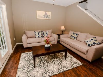 Photo for Modern Bargains - Lucaya Village - Beautiful Contemporary 4 Beds 3 Baths Townhome - 3 Miles To Disney