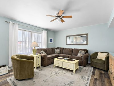 Photo for Beautiful 3 Bedroom Pet Friendly Ocean City Townhouse with Fenced Backyard!