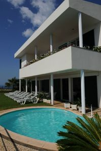 Photo for Villa situated in Canico, Madeira Island, with magnificent views of the Atlantic Ocean.