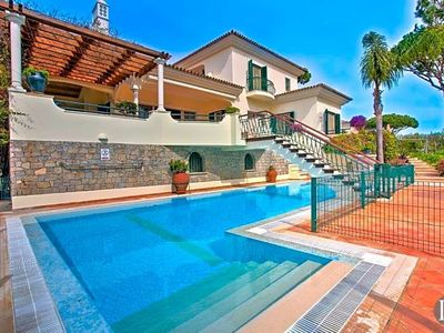 Photo for 6 bedroom Villa, sleeps 12 with Pool, Air Con and WiFi