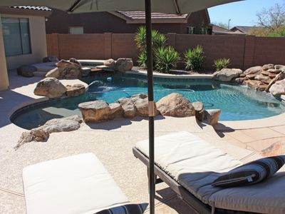 Photo for Cozy Private Country Club Oasis With Pool!