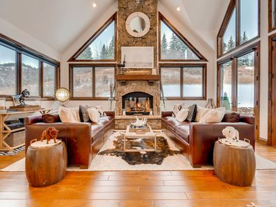 Photo for Newly Renovated Beaver Creek Home, Ski-In, Private Hot Tub, Pet-Friendly: Three Cheers