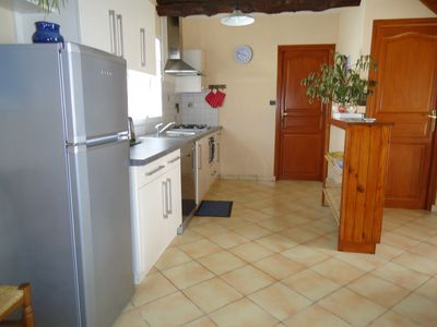 Photo for 3BR House Vacation Rental in ergue gaberic