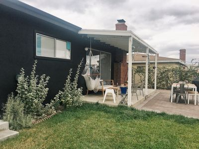 Photo for Kid and Pet Friendly Mid Century with Sweeping Views