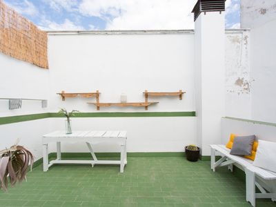 Photo for Charming duplex in the center with terrace