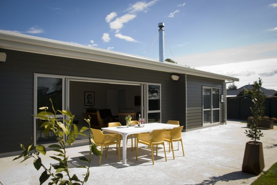 Modern 3 Bedroom house close to the square. - Martinborough